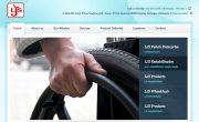 E-Shops2u Portfolio - LJS Rehabilitation Website