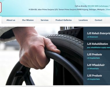 LJSrehab – Rehabilitation Products