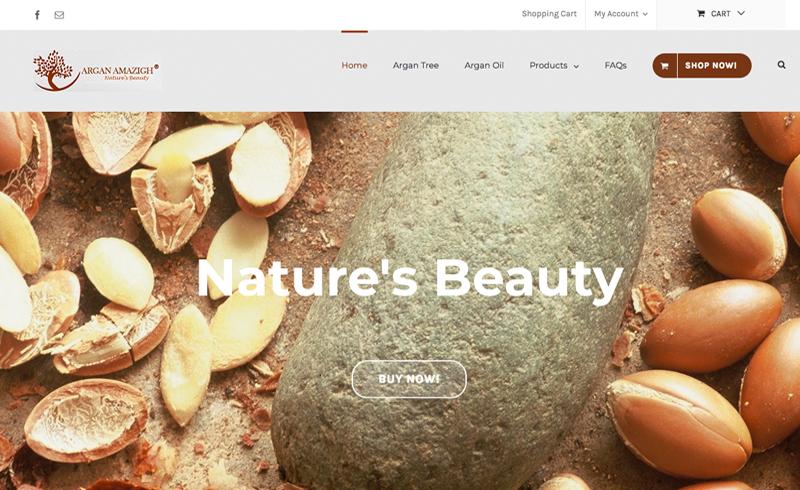 E-Shops2u Portfolio - Argan Amazigh Argan Oil